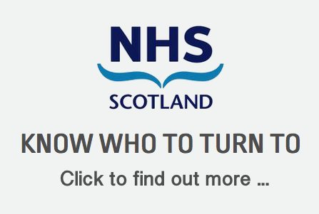 NHS Scotland Know Who to Turn To